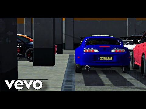 Tokyo Drift - Teriyaki Boyz [ Music Video ] In Car Parking Multiplayer |Sniper Gaming