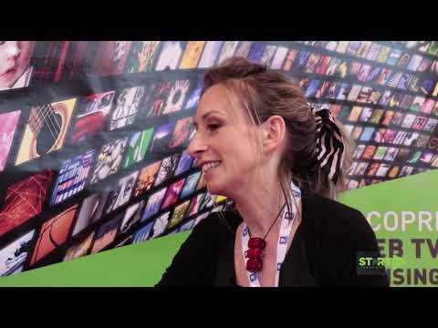 #StartTv   Intervista ad Anna Porello @ Expo Franchising Napoli