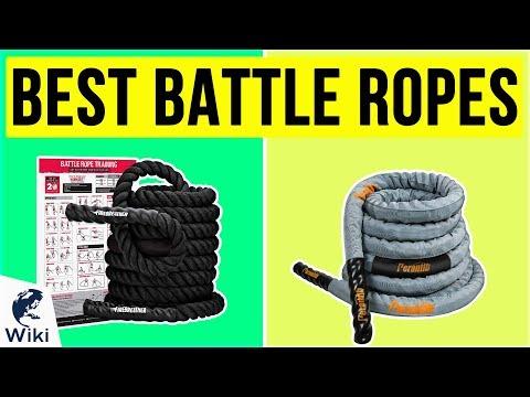 10 Best Battle Ropes 2020