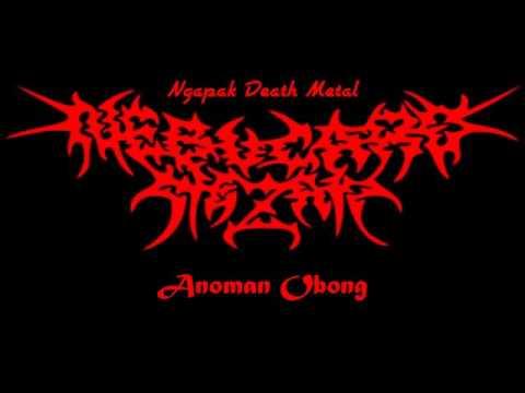 Nebucard Nezar - Anoman Obong (Cover Metal Campursari)
