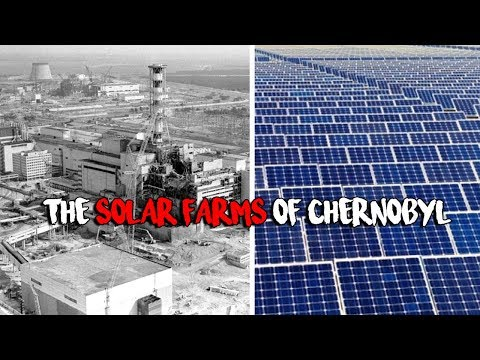 Chernobyl Is Generating Power Again