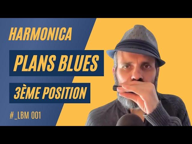 Live Backstage du Matin 001 - La gamme blues en 3ème position