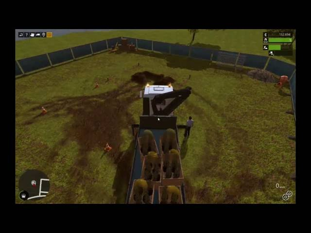 Let's Play Bau-Simulator 2015 | Das Hotel | Folge #005