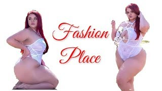 Plus size fashion 2018 - fashion weekend - plus size fashion show