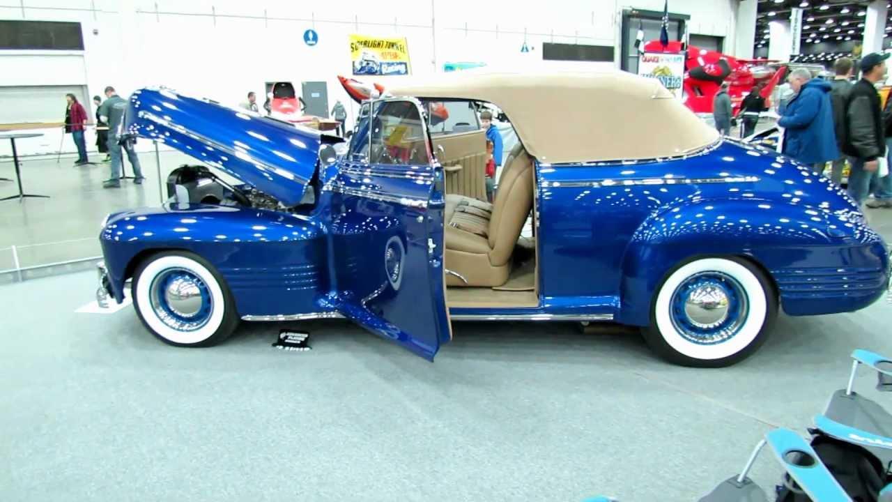 1941 Pontiac Convertible