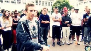 Battles PunchlinerZ - Edition Promo #1 - R-Mes vs Metek