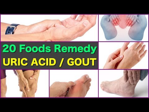 20 Foods Remedy to Keep Uric Acid at Normal Levels How To Cure Gout Naturally?