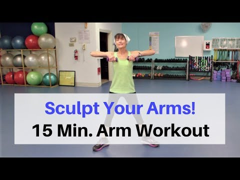 Mass Building Arm Workout