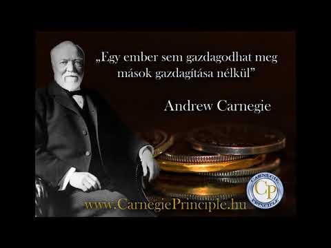 Andrew Carnegie 5 titka