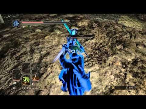 PVP Dark Souls 2 (Van Helsing Cosplay) Gabriel Van Helsing