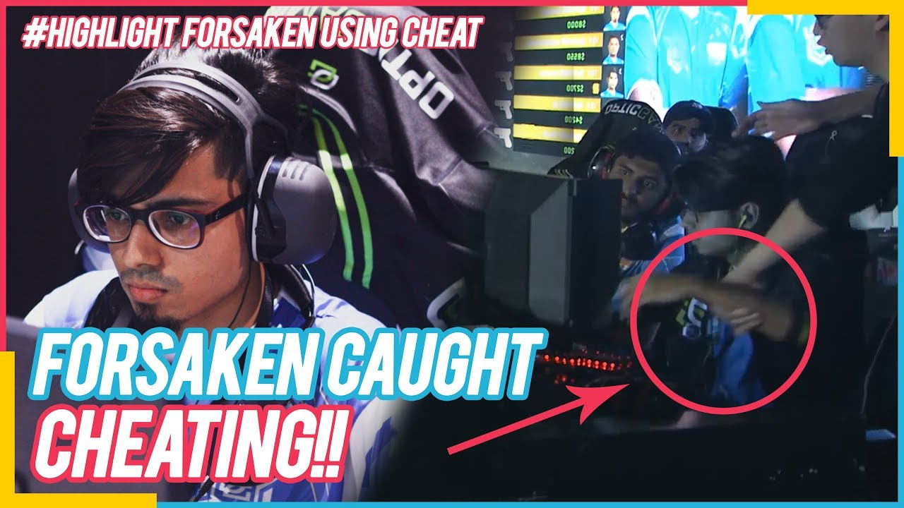 forsaken cheating