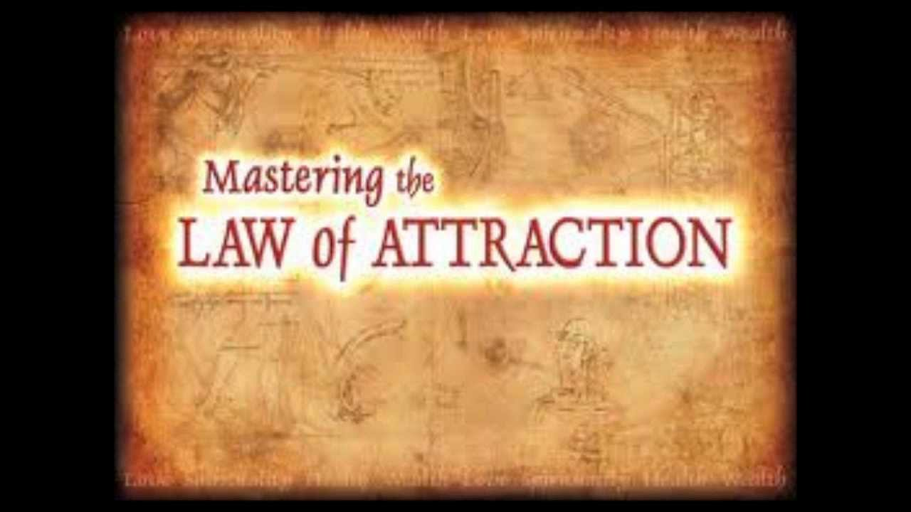 the secret law of attraction pdf