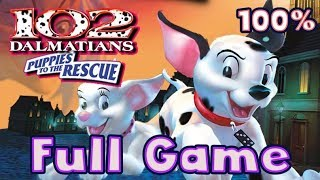 Скачать Disney S 102 Dalmatians Puppies To The Rescue FULL GAME Movie 100 Longplay PS1