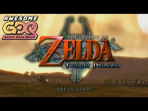 The Legend of Zelda: Twilight Princess by SkyBlueAether in 3:57:22 - AGDQ2019
