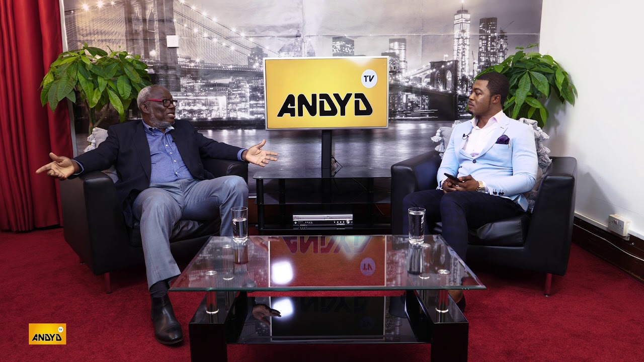 Download Capt Joe Awuni (Rtd) - his encounter with JJ Rawlings, Charles Taylor and his arrest