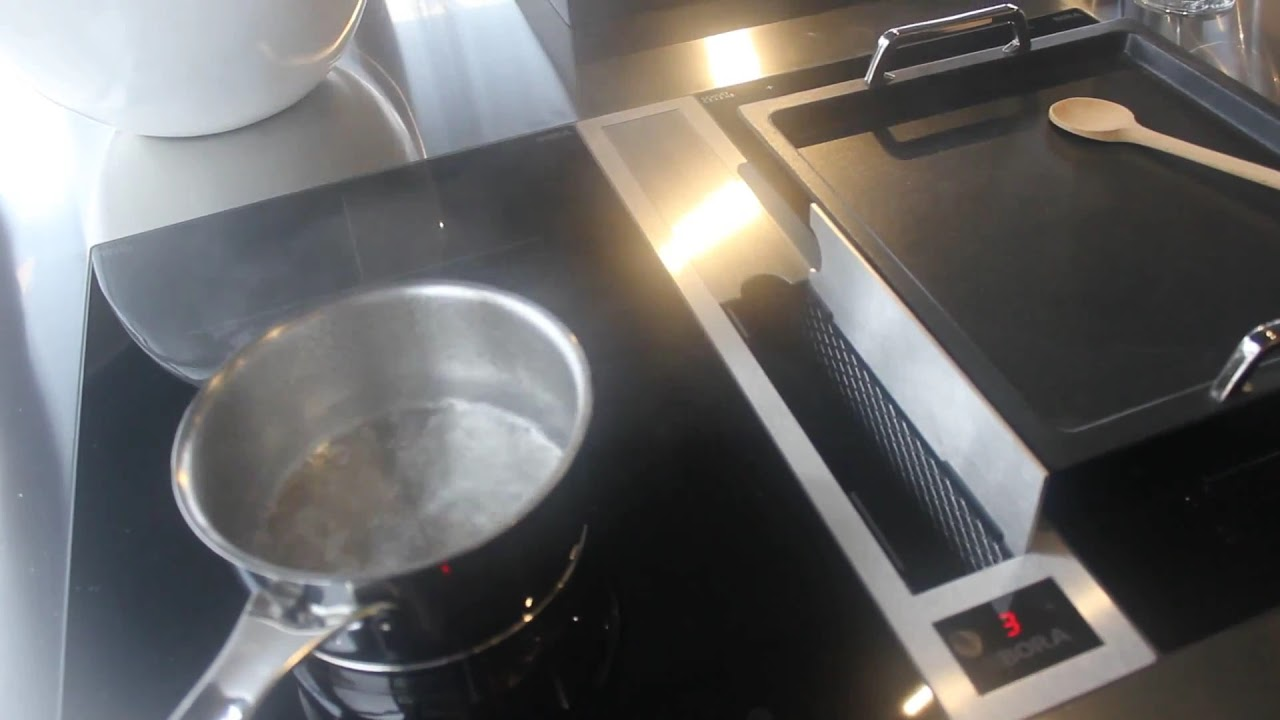 Küchenstudio Anderka   Bora Dunstabzug   YouTube