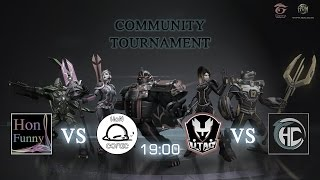 [HoN] Community Tournament #R1