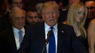 Donald Trump's New York primary speech (Full speech)
