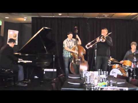 Trombone virtuoso, Phil Abraham, with Danny Kolke    4A / 8