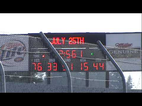 FLASHBACK FRIDAY, Grays Harbor Raceway, July 4, 2009, Sprint Car Qualifying