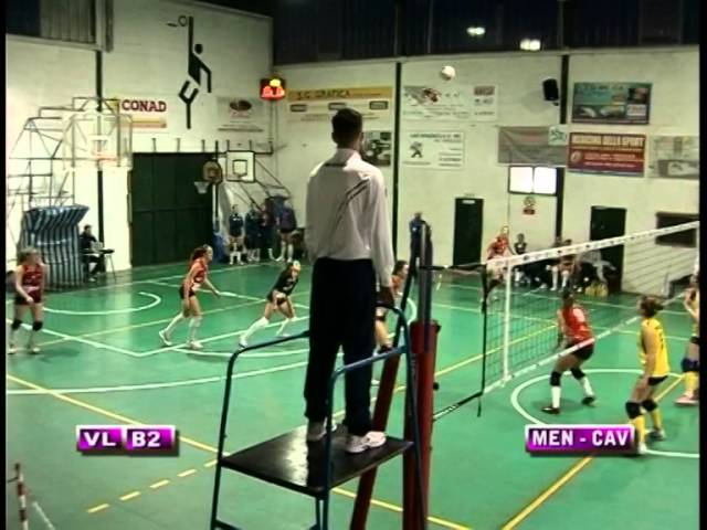 Spes Mentana vs Volley Cave - 2° Set