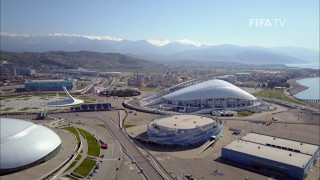 Russia 2018 Magazine: Sochi stadium opens thumbnail