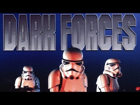 CGR Undertow - STAR WARS: DARK FORCES review for PlayStation