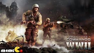Frontline Commando: WW2 Shooter Official Launch Trailer (iOS/Android)
