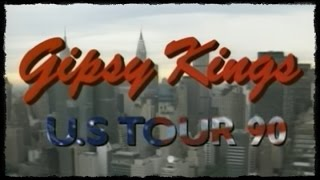 Gipsy Kings - U.S Tour 90