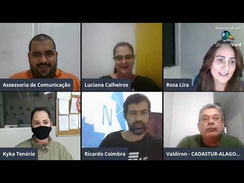 Webinar Arapiraca: Turismo e Oportunidades de Negócios