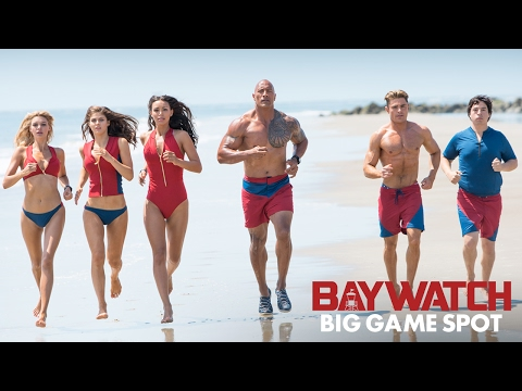 Thumbnail: Baywatch (2017) - Big Game Spot - Paramount Pictures