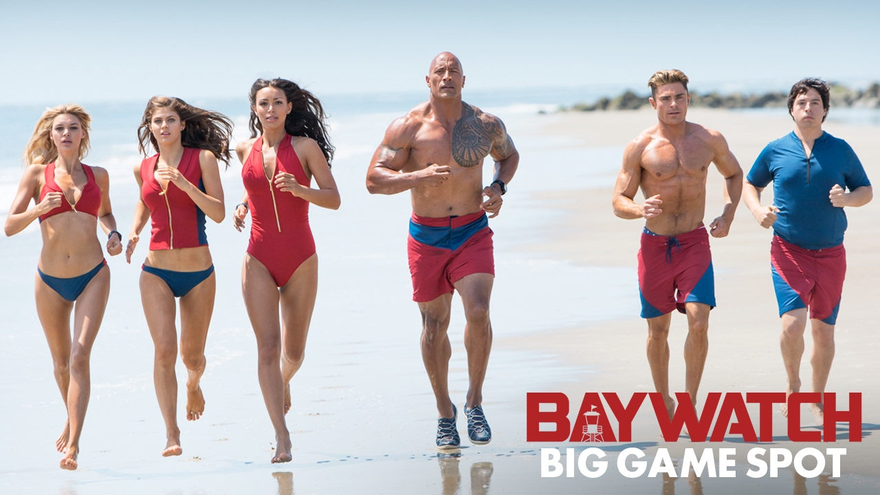 Baywatch (2017) – Big Game Spot – Paramount Pictures
