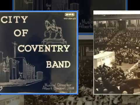Diadem of Gold Overture - City of Coventry Band