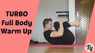 TURBO Warm Up for Stretching & Mobility!