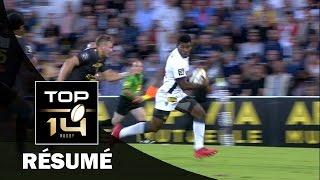 TOP 14 - Résumé La Rochelle-Clermont: 30-30 - J01 - Saison 2016/2017