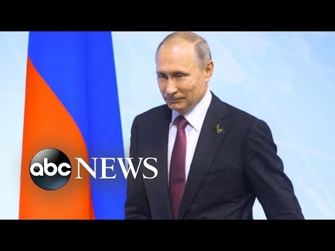 Russian dissident: 'Only vote that matters in a dictatorship like Russia is Putin's'