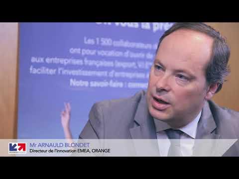 Interview Arnauld Blondet, Directeur innovation Orange - par Africa Salons
