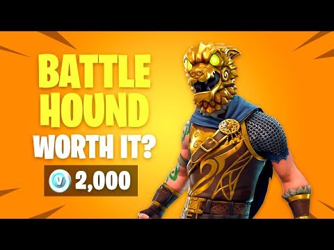 Is BATTLE HOUND Worth It? Fortnite Daily Items Update