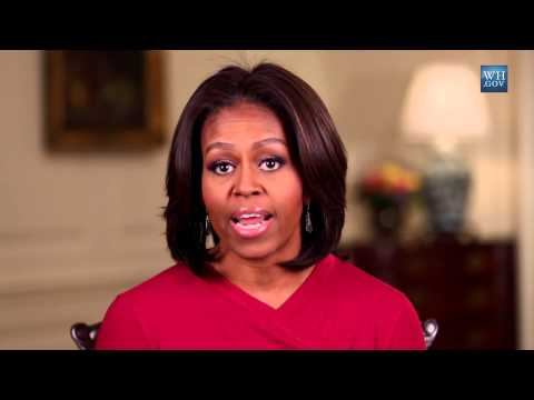 The First Lady Celebrates the National Park Service