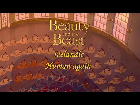 Beauty and the Best - Human again (Icelandic S+T)