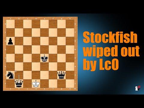 Leela Chess Zero vs. Stockfish – Lc0 completely blew away Stockfish