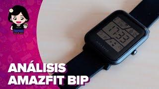 Amazfit Bip | Review - análisis en español | ChicaGeek