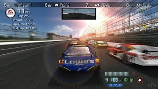 NASCAR 08 PS2 Gameplay HD (PCSX2)