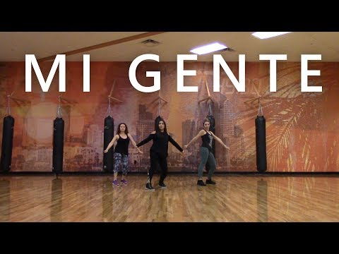 "ZUMBA WITH CAT ""Mi Gente"" by J Balvin & Willy William"