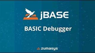 How to use jBASE jBC Debugger