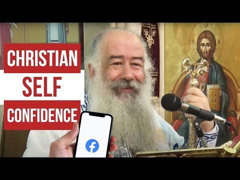 Self-Confidence and Humility | The Publican and the Pharisee | Lenten Triodion | Met. Christophoros