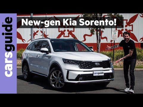 Kia Sorento 2021 review