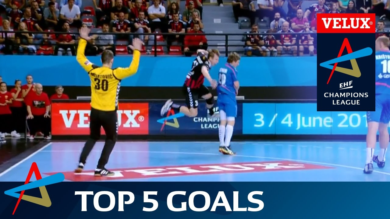 Top 5 Goals | Round 2 | VELUX EHF Champions League