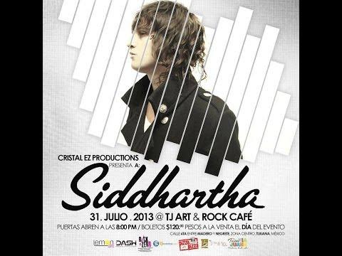 Siddhartha - La Verdad (enVIVO) 12/04/2013 @ Tj Arte & Rock Cafe (Tijuana, Mexico)
