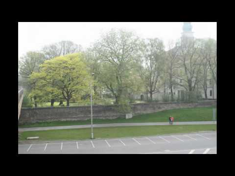 "Riga Castle ""Home of the Republic of Latvia President"" .wmv"